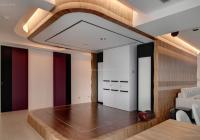 时尚创意现代风格三居室装修效果图